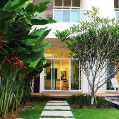 Отель Two Villas Holiday Oxygen Style Bangtao Beach 4* Вилла с различными типами кроватей фото 23