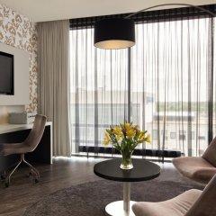 Mercure Hotel Amersfoort Centre 4* Люкс повышенной комфортности с различными типами кроватей фото 7