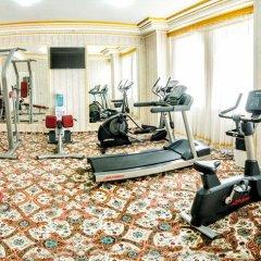 Hotel Petrovsky Prichal Luxury Hotel&SPA фитнесс-зал фото 3