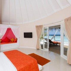 Отель Sun Aqua Vilu Reef 5* Вилла Делюкс с различными типами кроватей фото 3