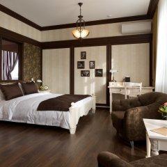De Gaulle Бутик Отель 4* Улучшенный номер с разными типами кроватей фото 3