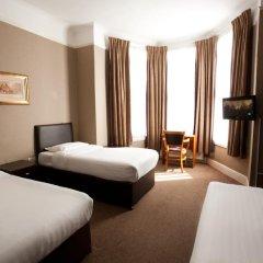 Newham Hotel 2* Номер Делюкс с различными типами кроватей фото 3