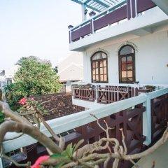 Отель Hoi Pho балкон