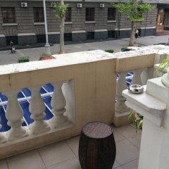 Апартаменты VIP Deribasovskaya Apartment балкон