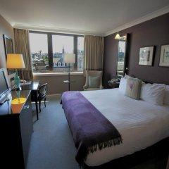 Отель Intercontinental Edinburgh the George 5* Стандартный номер с двуспальной кроватью фото 3