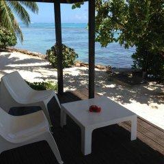 Отель Pension Motu Iti Французская Полинезия, Папеэте - отзывы, цены и фото номеров - забронировать отель Pension Motu Iti онлайн пляж фото 2
