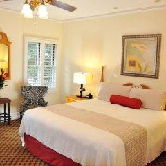 Отель The Eagle Inn 3* Стандартный номер с двуспальной кроватью фото 8