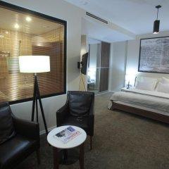 Отель Цитадель Нарикала 4* Улучшенный номер двуспальная кровать фото 6