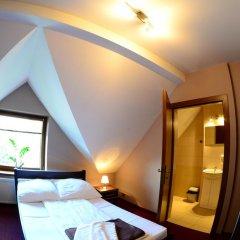 Отель Route One - Restauracja & Pokoje Hotelowe Стандартный номер с различными типами кроватей