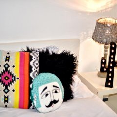 Hotel Biscuit 3* Стандартный номер с различными типами кроватей фото 12