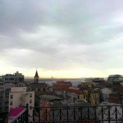 The Pera Hill Турция, Стамбул - 4 отзыва об отеле, цены и фото номеров - забронировать отель The Pera Hill онлайн балкон