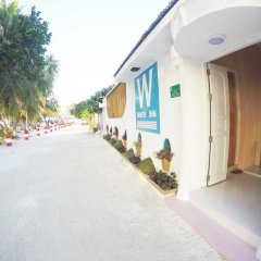 Отель Гостевой Дом Wavoe Inn Мальдивы, Северный атолл Мале - отзывы, цены и фото номеров - забронировать отель Гостевой Дом Wavoe Inn онлайн парковка