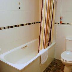 Отель Royal Mile Apartment Великобритания, Эдинбург - отзывы, цены и фото номеров - забронировать отель Royal Mile Apartment онлайн ванная