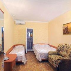 Гостиница Каро Полулюкс с различными типами кроватей фото 2