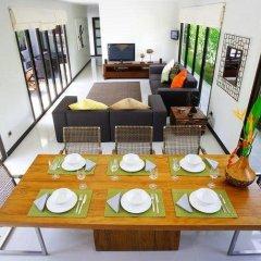 Отель Villa Suksan Nai Harn 3* Вилла с различными типами кроватей фото 4