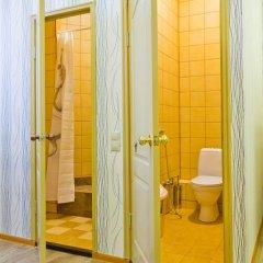 Hostel Tsentralny Кровать в женском общем номере с двухъярусной кроватью фото 9