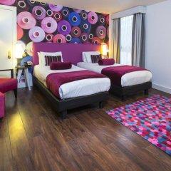 Hotel Indigo Liverpool 4* Стандартный номер с двуспальной кроватью фото 6