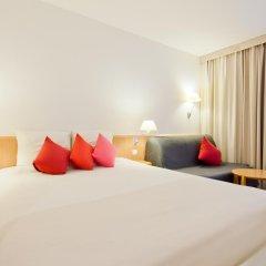 Novotel Warszawa Centrum Hotel 4* Стандартный номер с двуспальной кроватью фото 3
