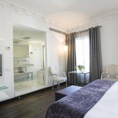 Отель Hospes Puerta de Alcalá 5* Стандартный номер с различными типами кроватей фото 3