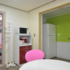 Kimchee Downtown Guesthouse - Hostel Люкс повышенной комфортности с различными типами кроватей фото 8