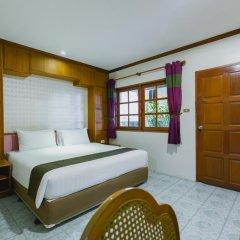 Отель Thanthip Beach Resort 3* Стандартный номер с различными типами кроватей фото 3