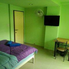 Отель Green House Hostel Таиланд, Бангкок - отзывы, цены и фото номеров - забронировать отель Green House Hostel онлайн комната для гостей