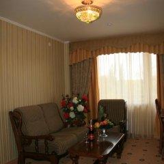 Олимп Отель 4* Люкс с различными типами кроватей фото 6