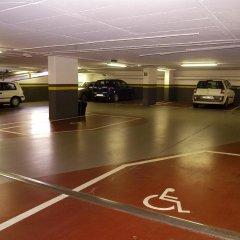 Отель Novotel Andorra парковка