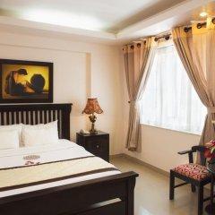 Апартаменты Thao Nguyen Apartment Стандартный номер с различными типами кроватей фото 12