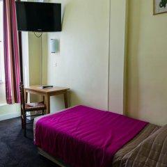 Отель Hôtel Exelmans 2* Стандартный номер с различными типами кроватей фото 2