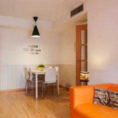 Апартаменты Vivobarcelona Apartments - Princep Барселона комната для гостей