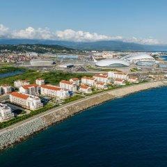 Апарт-отель Имеретинский - Морской квартал пляж фото 2