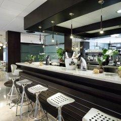 Отель Sercotel Madrid Aeropuerto Мадрид гостиничный бар