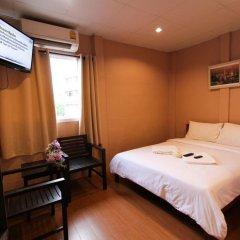 Отель At smile house 2* Улучшенный номер с двуспальной кроватью фото 5