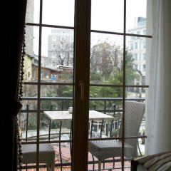 Отель Art Nouveau Galata 3* Стандартный номер с различными типами кроватей фото 9