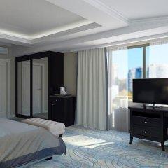 Гостиница Marina Yacht 4* Номер Делюкс с двуспальной кроватью фото 17