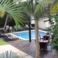 Отель Grand City Hotel Cancun Мексика, Канкун - отзывы, цены и фото номеров - забронировать отель Grand City Hotel Cancun онлайн бассейн фото 3