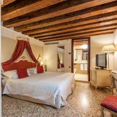 Ruzzini Palace Hotel 4* Люкс с различными типами кроватей