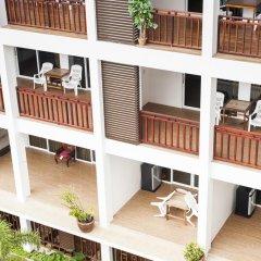 Отель Pranee Amata 3* Стандартный номер с различными типами кроватей фото 8