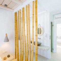 Отель Naxian Utopia Luxury Villas & Suites 3* Люкс с различными типами кроватей фото 15