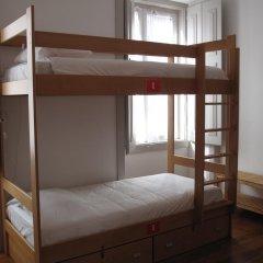 Inn Possible Lisbon Hostel Кровать в общем номере с двухъярусной кроватью фото 5