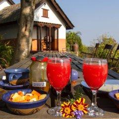 Отель Namobuddha Resort Непал, Бхактапур - отзывы, цены и фото номеров - забронировать отель Namobuddha Resort онлайн питание