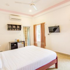 Отель Hung Do Beach Homestay 3* Номер Делюкс с различными типами кроватей фото 5