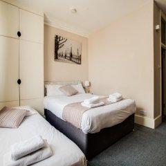 United Lodge Hotel & Apartments 3* Улучшенный номер с различными типами кроватей фото 2