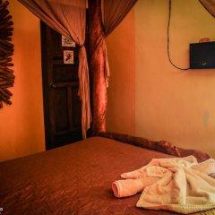 Hotel Cuna Maya Копан-Руинас комната для гостей фото 3