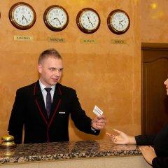 Международный Отель Астана Алматы интерьер отеля фото 3