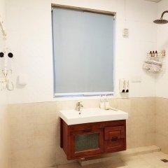 Отель Xiamen Haiben Guoshu Сямынь ванная