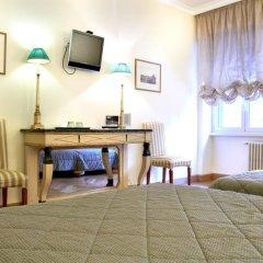 Отель Domus Cavour 3* Стандартный номер с различными типами кроватей фото 10