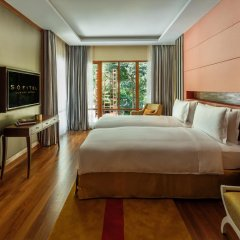 Отель Sofitel Singapore Sentosa Resort & Spa 5* Вилла с различными типами кроватей фото 7