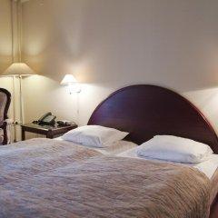 Park Hotel Aalborg 3* Улучшенный номер с двуспальной кроватью фото 4
